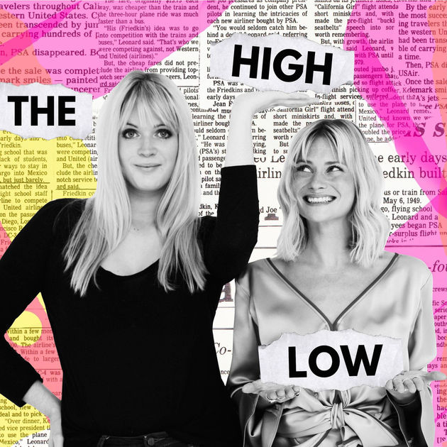 corriescomments: the high low