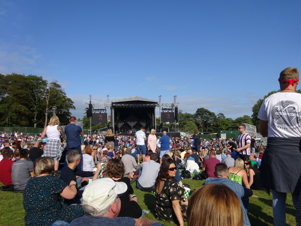 Gruff Rhys at Singleton Park